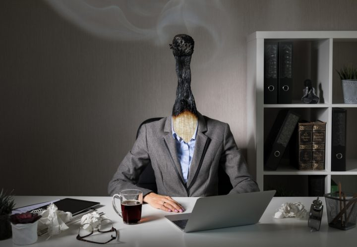 Burnout – Μάθετε τι είναι, δείτε το Burnout test